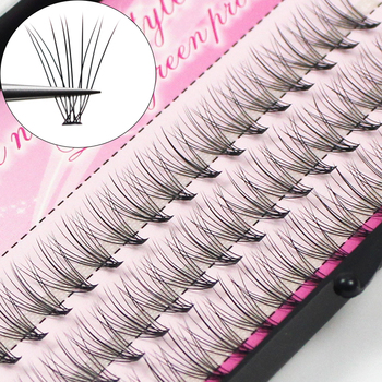 цена на Grafting World Individual Eyelash extension Pure Natural Style and Pure Green Products High quality  Cilia