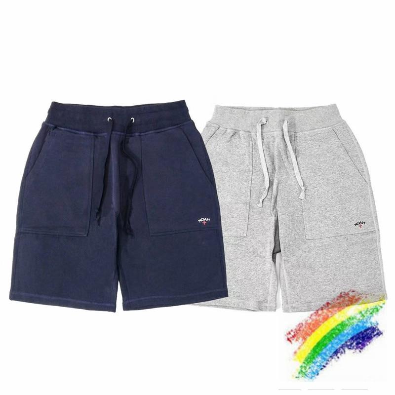 2020ss NOAH Shorts Men Women Embroidery Logo Shorts Casual 1:1 High Quality NOAH Shorts