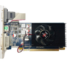 1pc HD7450 Game Video Card 2GB Small Chassis Dedicated High-end Super Graphics Card Gaming Accessories For Computer Desktop
