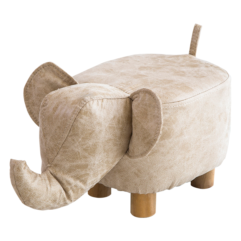 Low Stool Home Living Room Change Shoes Stool Simple Fashion Creative Cute Cartoon Small Bench Bedroom Stool Sofa Bench