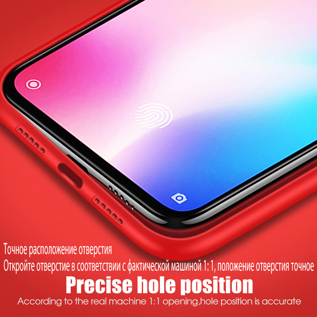 Liquid Silicone Case For Xiaomi Redmi Note 9S 8 7 6 5 9 Pro K20 K30 Cover For Xiaomi Mi Note 10 Lite 9T Pro 9 SE Shockproof Case