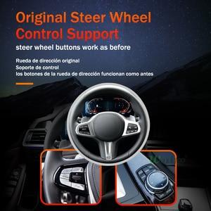 Image 5 - Snapdragon Android 10 Car Radio GPS for BMW 5 Series E60 E61 E63 E64 E90 E91 car audio Navigation autoradio stereo no 2 din 2din
