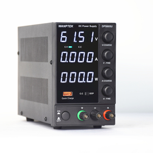 Wanptek DPS3010U 305U 605U schalt dc-netzteil drei fenster 4 stellige anzeige 30V 10A 0,01 V 0,001 A AC 230/115 50/60Hz