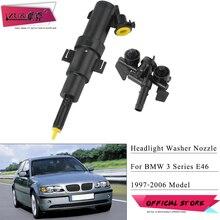 Voor Bmw 3 Serie E46 316 318 320 323 325 328 330i 318 320 323 325ci Koplampsproeiers Nozzle Actuator koplamp Waternevel Jet