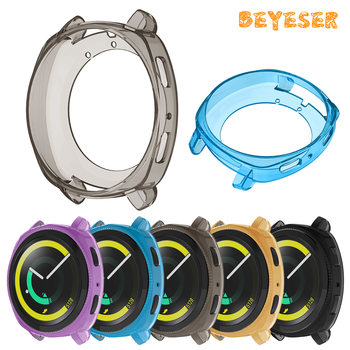 New Watch Protective Case For Samsung Gear Sport Easy Removable Replacement Accessories TPU Cover Shell
