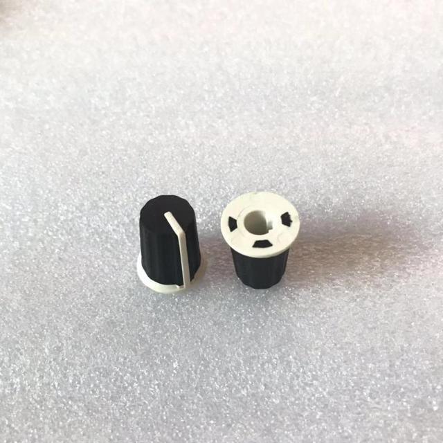 150PCS Replace Black EQ Rotary Knob For Pioneer DJ MIXER DJM djm 2000 900 850 750 700 800,   DAA1176 DAA1305 BLACK