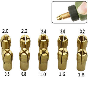 Collet-Chuck Electric-Grinding-Accessories Drill Engraving-Pen Rotary-Tool Copper-Core