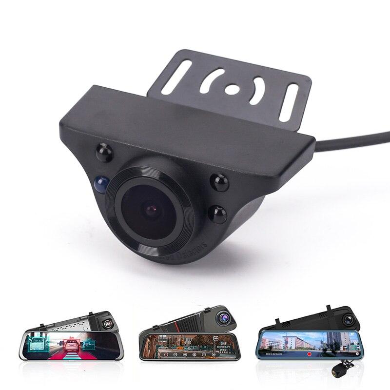 4-контактная Автомобильная камера заднего вида 1080P с ИК светильник кой, фотокамера с ночным видением, водонепроницаемая 120 широкоугольная AHD ...