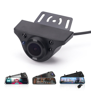4-pin Car Rear View Camera 1080P IR light Night Vision Backup Parking Reverse Camera Waterproof 120 Wide Angle AHD Color Image 1080p ahd fisheye starlight car rear view camera night vision reverse camera forsubaru outback impreza forester