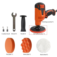 Auto Polishing Machine Adjustable Speed Sanding Waxing Tools Car Accessories Powewr Tools Auto Tool Car Polishing Machine Sander