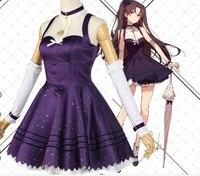 Fate/Grand Order Moon Girlfriend Ishtar Cosplay Costume Lolita Dress