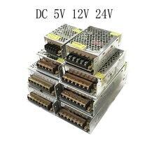 Источник питания, трансформатор для светодиодов 5 В, 12 В, 24 В, 1 А, 2 А, 3 А, 5 А, 6 А, 8 А, 10 А, 12 а, 15 А, 20 А, 25 А, 30 А-60 А, 220 В в до 12 В