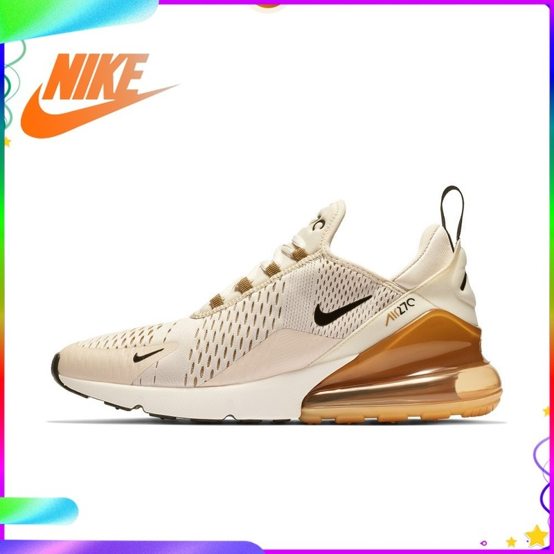 Authentic Original NIKE AIR MAX 270 Men's Running Shoes Trend Fashion Outdoor Sports Classic Breathable 2019 New AH8050-108