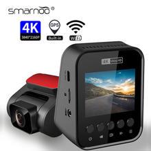 Видеорегистратор с двойным объективом 4k uhd 3840*2160p записывающая