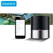 цена Geeklink IR Wifi Remote Control Siri Voice Control for Alexa Google Home WiFi+IR+4G 2019 Mini iOS Smart Home Infrared Controller онлайн в 2017 году