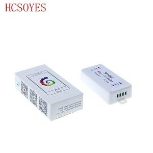 Image 4 - DC5 24V SP105E SP108E קסם בקר Bluetooth 2048 פיקסלים עבור WS2811 2812 2801 6803 IC LED רצועת תמיכת IOS/אנדרואיד אפליקציה