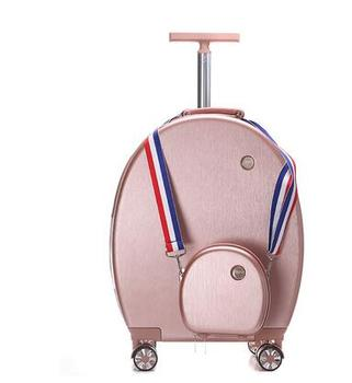 Spinner suitcase women travel Luggage suitcase sets trolley luggage Rolling Suitcase for girls luggage wheels travel trolley bag фото