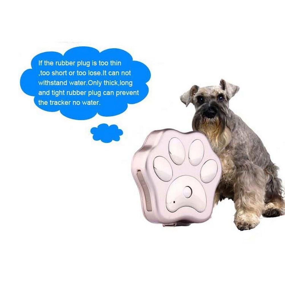 rastreamento à prova dwágua wcdma cão rastreador