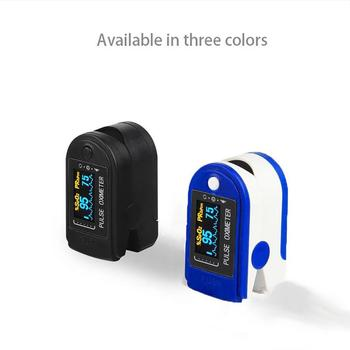 OLED Digital pulsoksymetr napalcowy Finger Clip Heartbeat Pulse Oximeter Heart Rate Monitor Blood Oxygen Saturation Meter bluetooth fingertip pulse oximeter oximetry blood oxygen saturation monitor oled pulsoksymetr spo2 pr heart rate monitor
