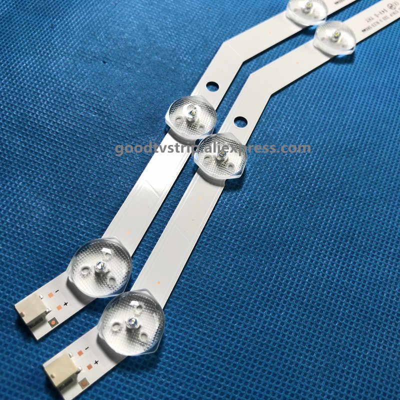 LED Backlight strip 9leds Voor Samsung 32 ''TV D3GE-320SM0-R2 D3GE-320SM0-R1 2013SVS32 DF320AGH-R3 UN32H4353 UA32EH4005