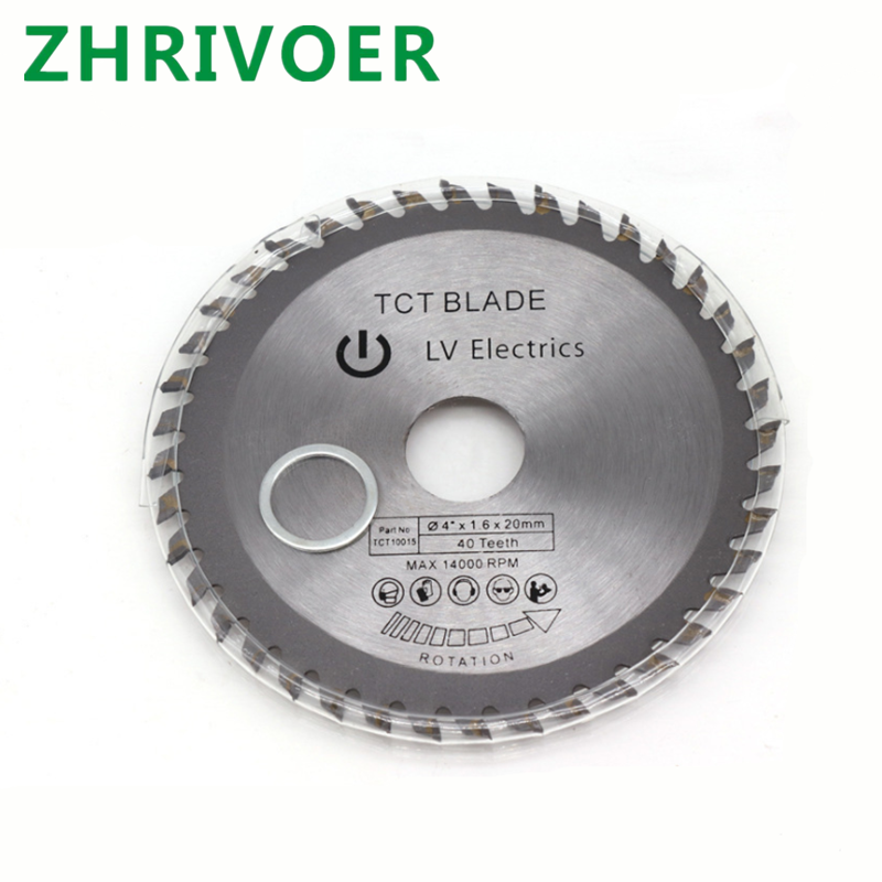 Cross Border Special Supply Of Carbide Saw Blade TCT Woodworking Circular Sawblade Straight Supply 4