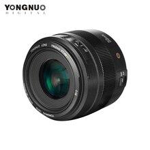 YONGNUO YN50mm F1.4N E стандартный основной объектив F1.4 с большой апертурой автоматический ручной фокус объектив для Nikon D5 D4 D3 D810 D800 D750 D300 и т. д
