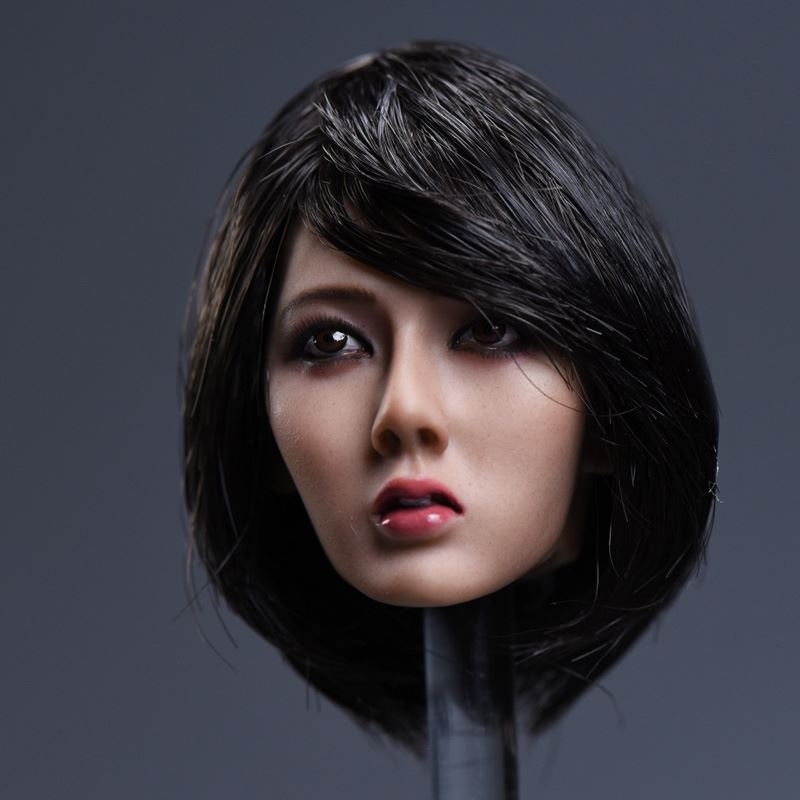 YMTOYS 1:6 Scale Beauty Asia Gril Xiu Head Sculpt F 12/'/' Seamless Body