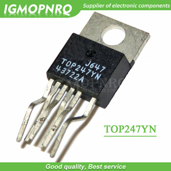 5PCS TOP247YN TOP247Y TOP247 TO220-6 switching  supply chip New Original - sale item Active Components