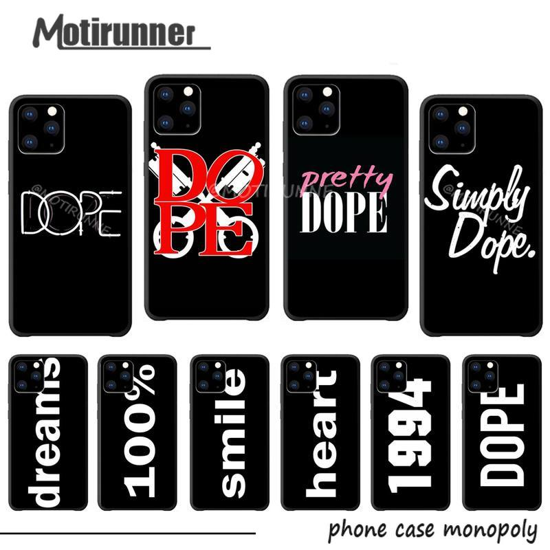 Dream Smile Heart Dope Luxury Phone Case Coque For Iphone 5s Se 6 ...