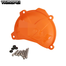 Protector Clutch-Guard Water-Pump-Cover Motorcycle for K.T.M SXF EXCF XCFW 250/350