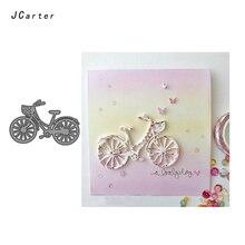 JC Cutting Dies for Scrapbooking Metal Die Cut Bicycle Craft Card Making Stencil Handmade Decoration Album New 2019