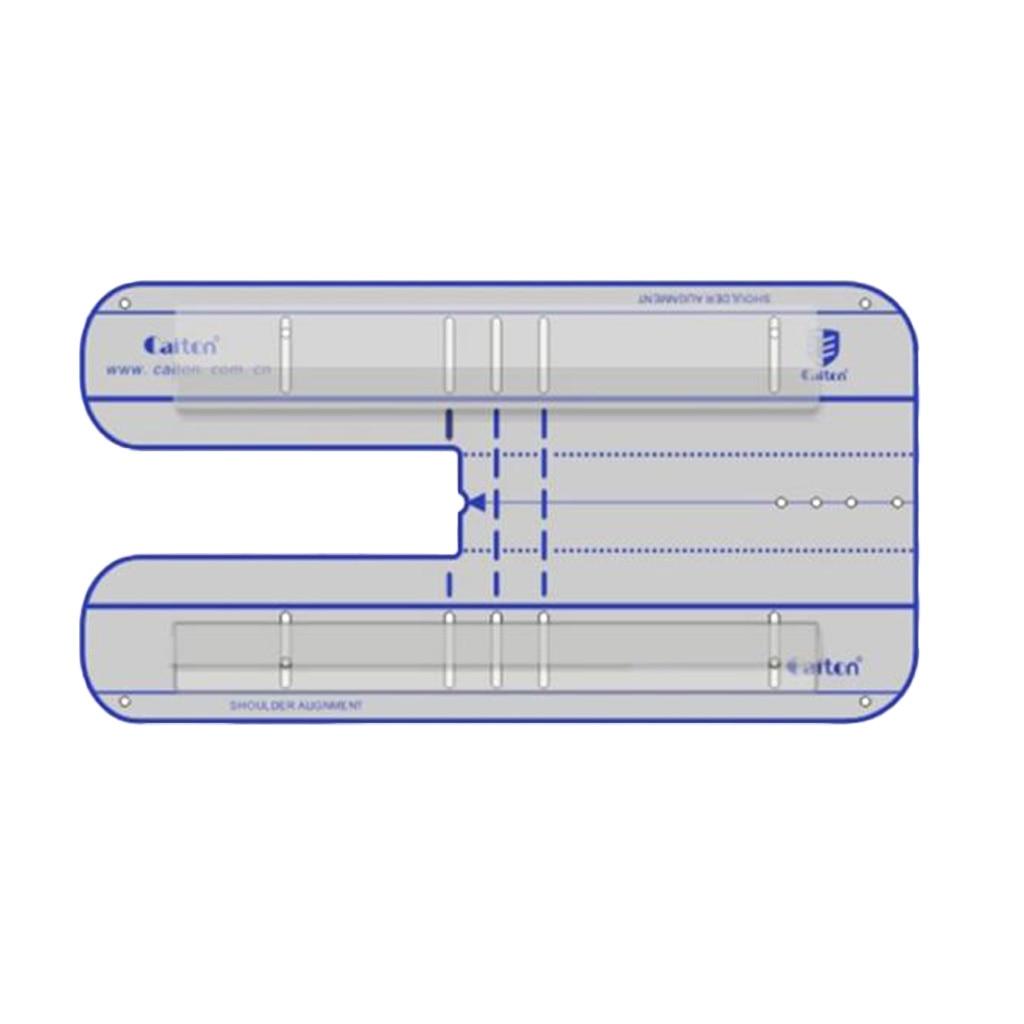 Golf Putting Mirror Training Alignment Aid Portable Lightweight
