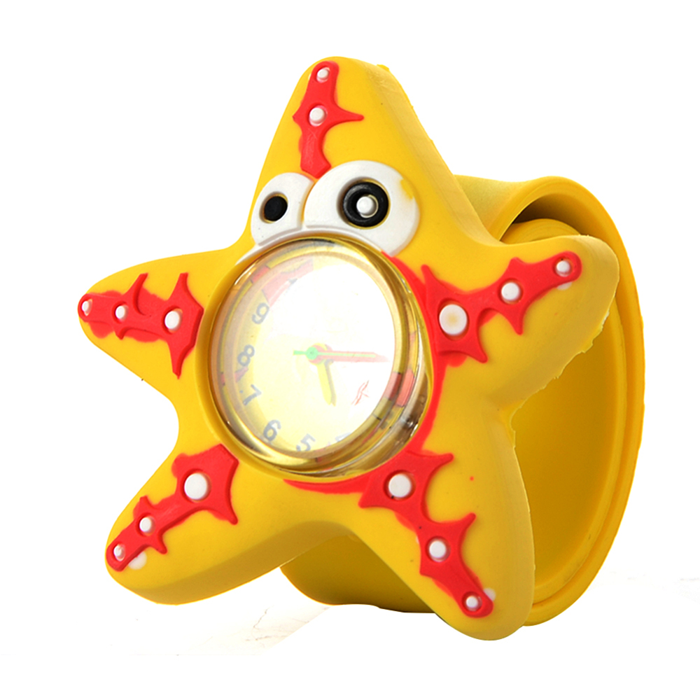 Kids Cartoon Watches 3D Children's Wrist Watches Baby Watch Clock Quartz Watches Grils Boys Gifts Relogio Montre Dropshipping