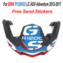 For BMW R1200GS R1200 R 1200 GS LC ADV Adventure Motorcycle Front Break Fender Mudguard Extension Wheel Cover Moto 2013-2017 цена 2017