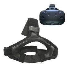 לנשימה בגימור ראש רצועת חגורת עבור עבור HTC VIVE VR אוזניות אבזרים