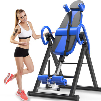 Handstand Machine Yoga Handstand Chair Intervertebral Stretching Assisted Abdomen Exercise Equipment For Home Gym Equipment