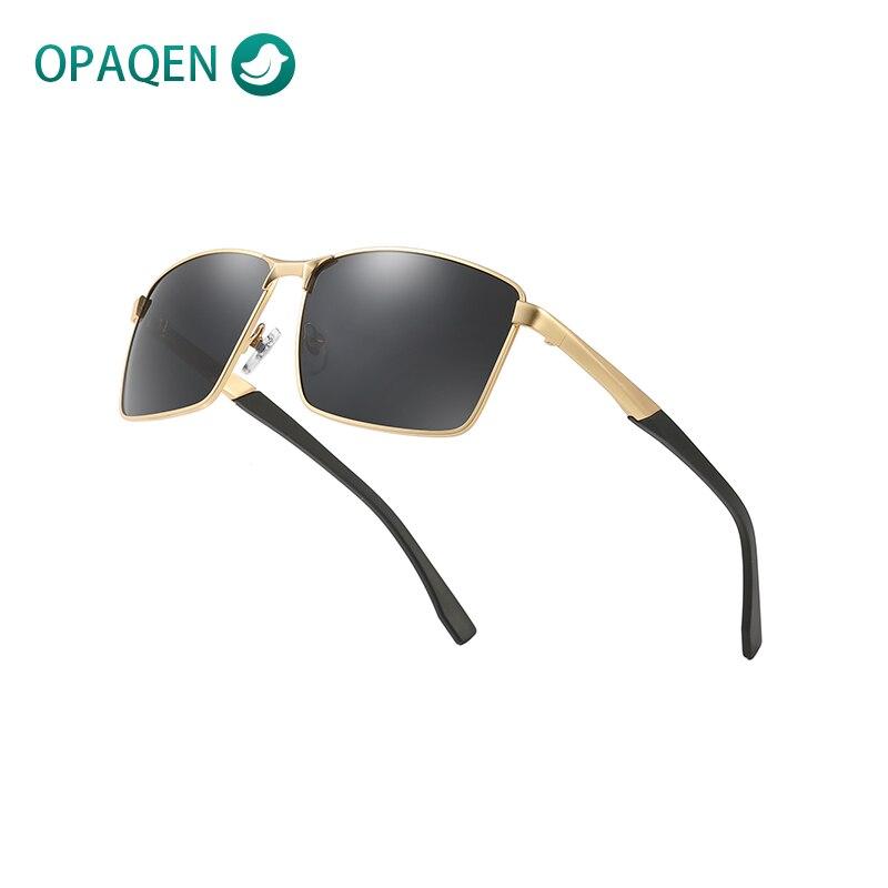 New OPAQEN Sunglasses Polarized Square TR-90 Classic Frames Coating UV400 Lenses Eyewear Sungasses For Women 2020 Luxury Brand