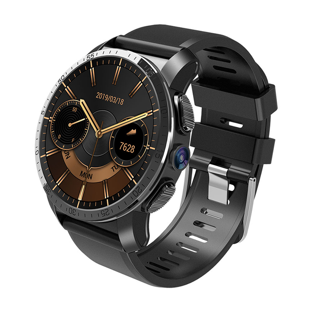 4G Smart Watch  GPS 2.03  Sport Business Strap For Men 2