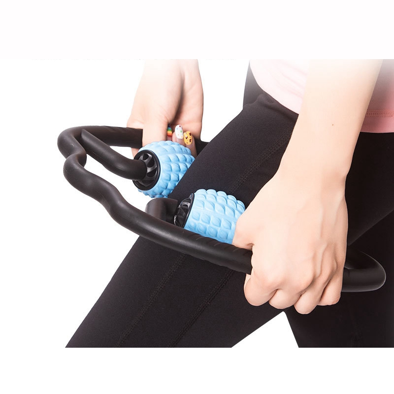 Multi-Functional Pressure Point Massage Tool for Arm and Leg