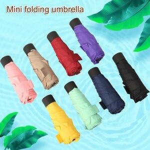 Small mini Fashion Folding Umb