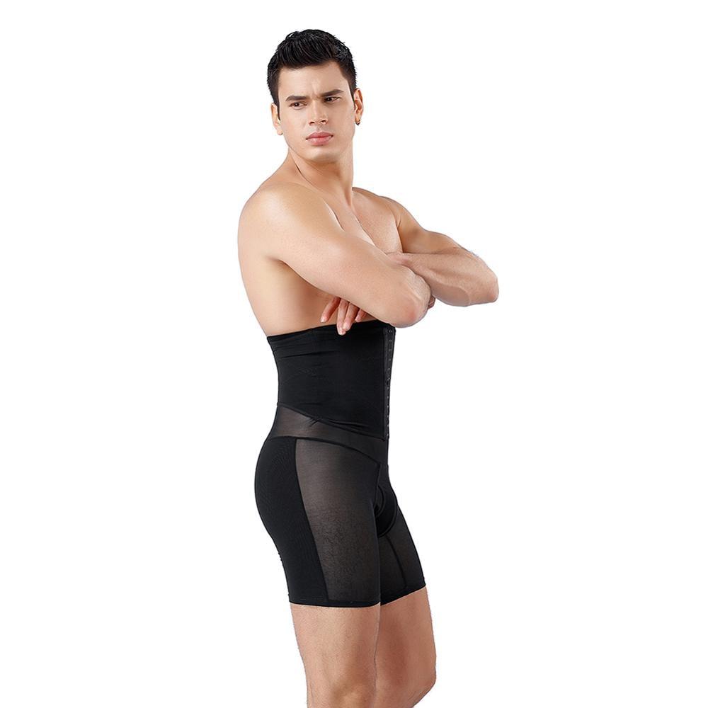 COESET SECRET Men's Underwear Men Shaper Panties Men's High Waist Tummy  Control Shapewear Waist Trainer Slimming Panties|Briefs| - AliExpress
