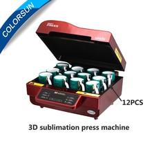 3D Sublimation Vacuum Machine Sublimation Heat Press Machine Mug T Shirt Cell phone Case Printer Cup