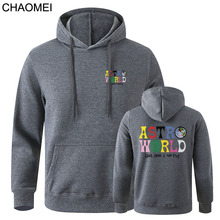 Arrive Fashion Hoodie Men Women Children Sweatshirt Travis Scott Hip Hop Hoodies Astroworld Print Long Sleeves Pullover Hoody