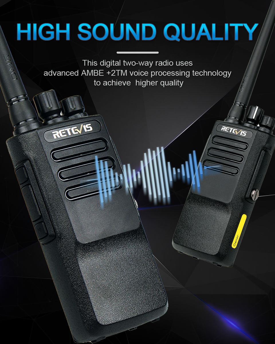 Portable UHF Waterproof IP67 5