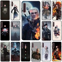 The Witcher 3 Wild Hunt Silicone phone case for Samsung A2 Core A20E A10s 20s 30s 40s 50s 70s J4 J6 J7 J8 Note 10 plus(China)
