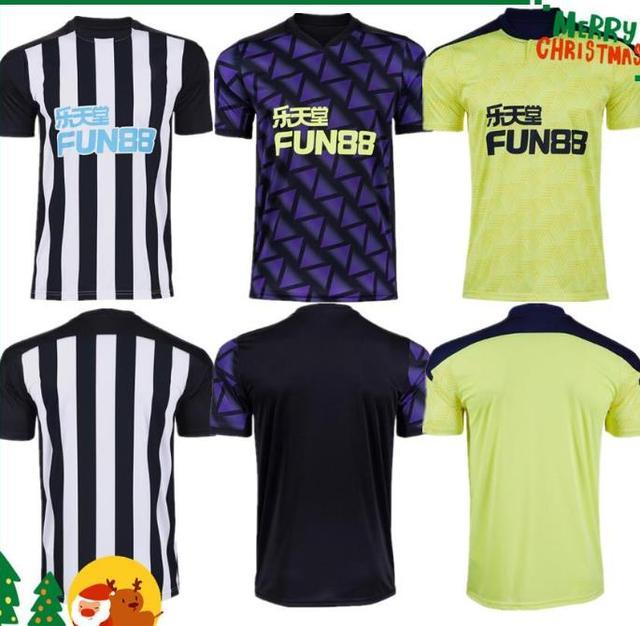 Newcastle Adult Jerseys United 20 21 Home away third PEREZ 17 RITCHIE 11 RONDON 9 SHELVEY 8 2020 2021  Football shirt