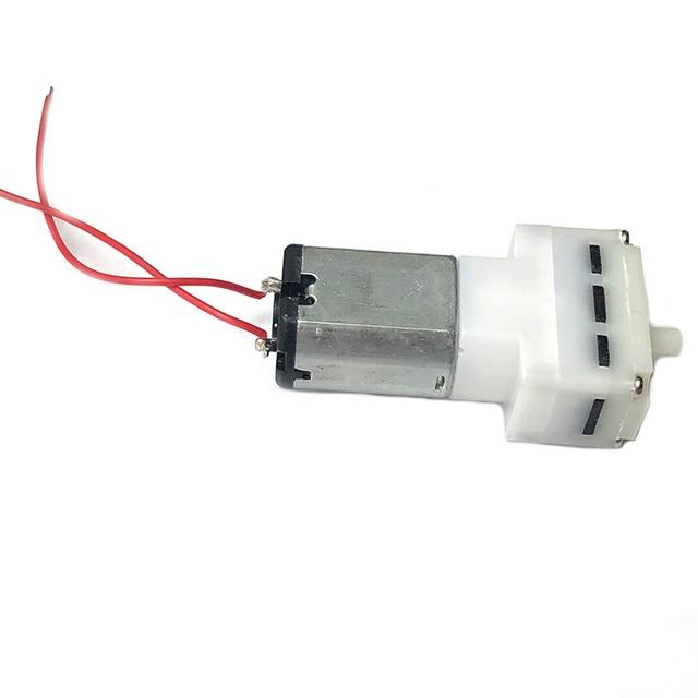 DC3V Mini Air Pump Pressure Oxygen Pump Blood Pressure Monitor Medical Equipment Air Pump For Sphygmomanometer & Aquarium