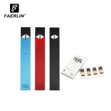 цена на Mini Hookah Vaporizer Device Pod Vape Kit  e Cigarette Battery Vape Kit  0.7ML Cartridge Pods Device Starter Kitst for Juul pod