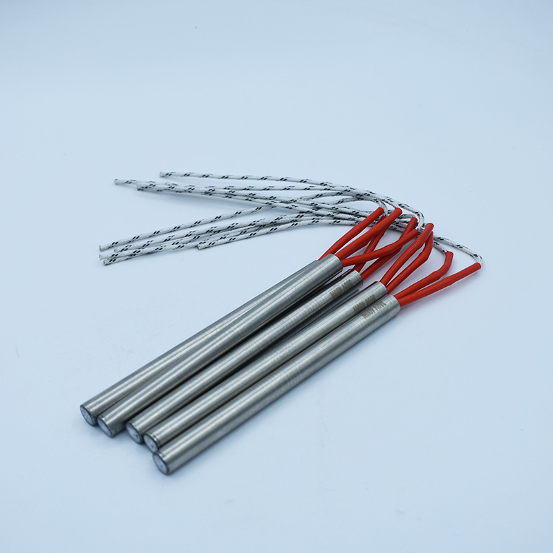 8x50mm Staninless Steel 110V 200W Electric Heating Tube Element Cartridge Heater