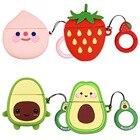 Cartoon Fruit Silico...